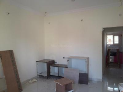 Gallery Cover Image of 600 Sq.ft 1 BHK Independent Floor for rent in Kaggadasapura for 14000