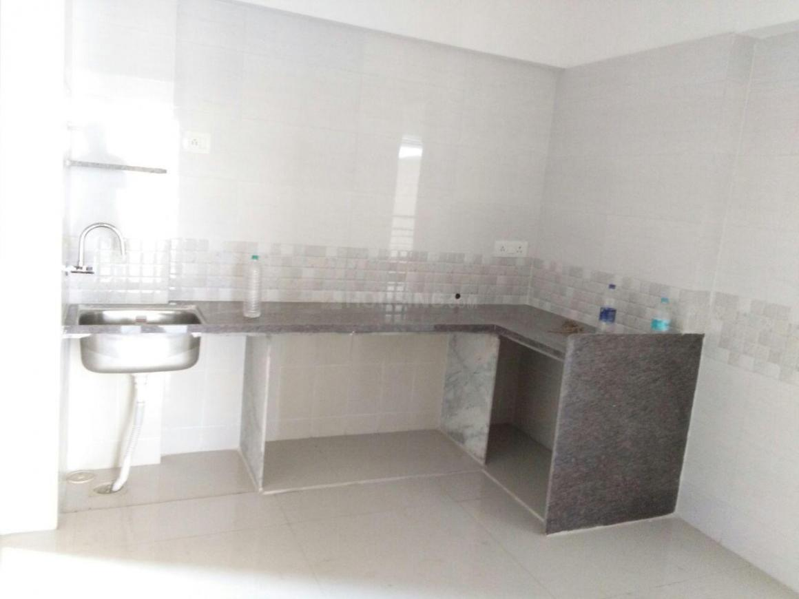 Kitchen Image of 970 Sq.ft 2 BHK Apartment for rent in Kalyan West for 15000