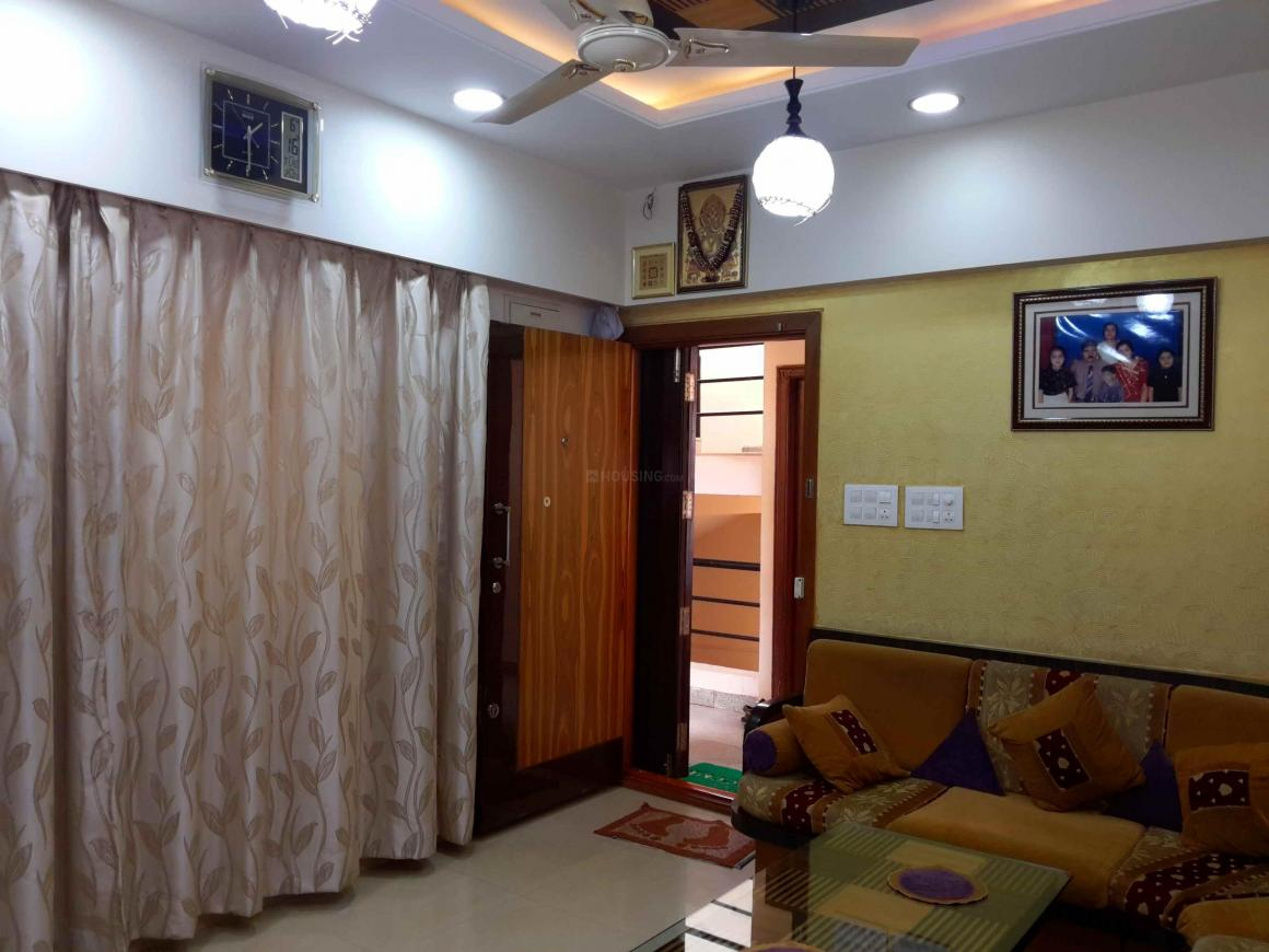 Living Room Image of 1385 Sq.ft 3 BHK Apartment for buy in Hebbal Kempapura for 9000000