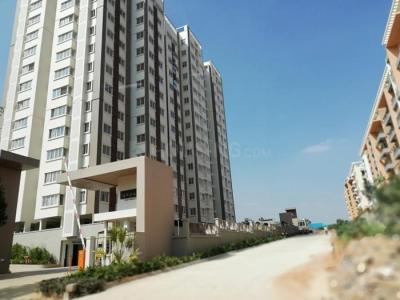 Gallery Cover Image of 1400 Sq.ft 3 BHK Apartment for rent in Jakkur for 25000
