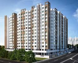 Gallery Cover Image of 889 Sq.ft 2 BHK Apartment for buy in Bhandari Swaraj, Moshi for 4050000
