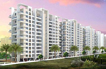 Gallery Cover Image of 710 Sq.ft 1 BHK Apartment for rent in Ravet for 13000