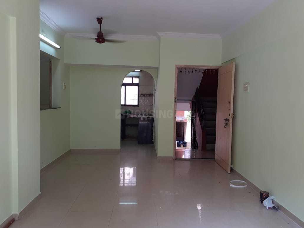 Living Room Image of 1050 Sq.ft 2 BHK Apartment for rent in Kopar Khairane for 27000