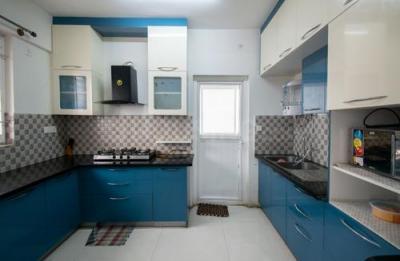 Kitchen Image of Trifecta Starlight in Mahadevapura