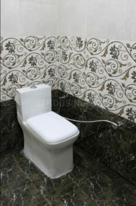 Bathroom Image of Samrat Hostel in Sector 126