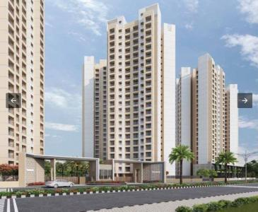 Gallery Cover Image of 684 Sq.ft 2 BHK Apartment for buy in Sunteck Maxx World, Naigaon East for 4450000