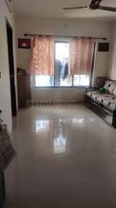 Living Room Image of PG in Thane West