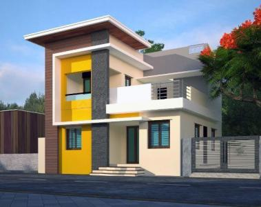 Gallery Cover Image of 600 Sq.ft 2 BHK Independent House for buy in Ponmar for 2760000
