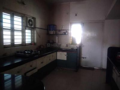 Kitchen Image of Jai Radhe PG in Bopal