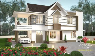 Gallery Cover Image of 2101 Sq.ft 4 BHK Independent House for buy in Paravattani for 7000000