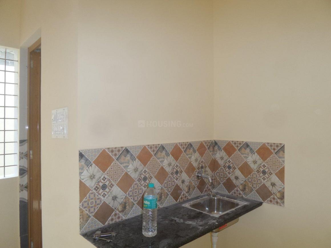 Kitchen Image of 300 Sq.ft 1 RK Apartment for rent in Koramangala for 9800