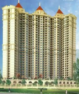 Gallery Cover Image of 510 Sq.ft 1 BHK Apartment for rent in Cosmos Jewels Ruby Apartments, Thane West for 16000