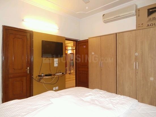 Bedroom Image of PG 4035086 Pul Prahlad Pur in Pul Prahlad Pur