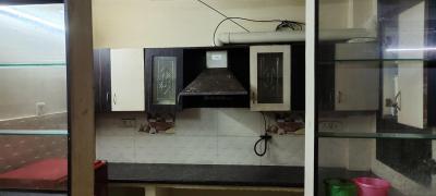 Kitchen Image of Indian PG in Laxmi Nagar