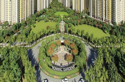 Gallery Cover Image of 660 Sq.ft 1 BHK Apartment for buy in Runwal Gardens Phase 2 Bldg No 18 To 23, Dombivli East for 4200000