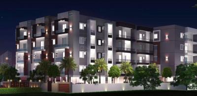 Gallery Cover Image of 1089 Sq.ft 2 BHK Apartment for buy in Sanathana Vrushabhadri Mountain, Vibhutipura for 5870000