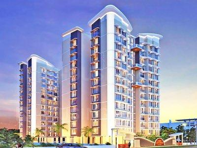 Gallery Cover Image of 1415 Sq.ft 3 BHK Apartment for buy in Andheri East for 32500000