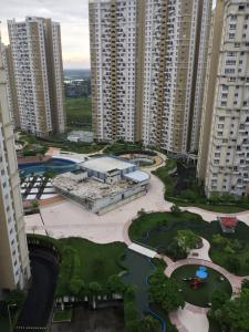 Gallery Cover Image of 1012 Sq.ft 2 BHK Apartment for rent in Merlin Elita Garden Vista, New Town for 18000