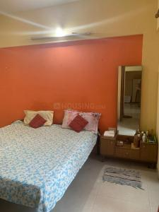 Gallery Cover Image of 1000 Sq.ft 1 BHK Apartment for rent in Heliconia, Hadapsar for 18000