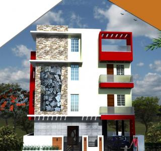 Gallery Cover Image of 614 Sq.ft 1 BHK Apartment for buy in Porur for 3960300