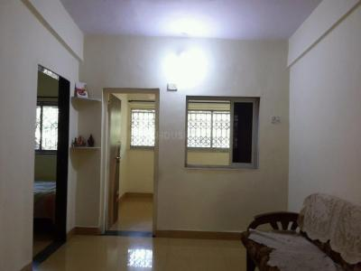 Gallery Cover Image of 600 Sq.ft 2 BHK Apartment for rent in Vashi for 16000