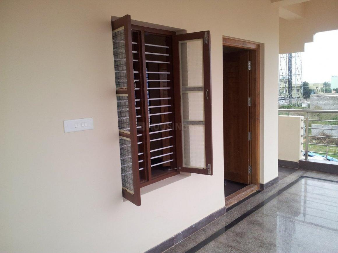 Living Room Image of 1050 Sq.ft 2 BHK Independent Floor for rent in NRI Layout for 13500