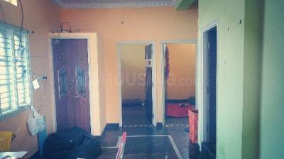 Gallery Cover Image of 750 Sq.ft 2 BHK Independent Floor for rent in Vijayanagar for 12000