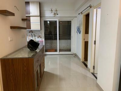 Gallery Cover Image of 1000 Sq.ft 2 BHK Apartment for rent in DSMAX SHERWOOD, Gunjur Palya for 21000