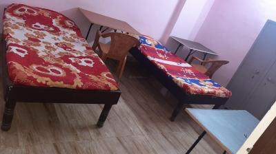 Bedroom Image of Radhey PG Boys And Girls in Ghitorni