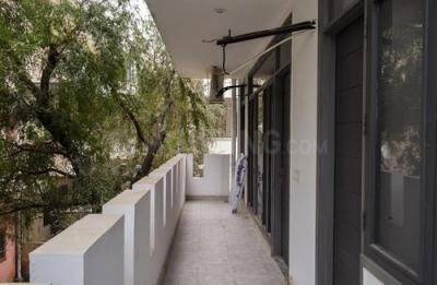 Balcony Image of Gandhi House Gf in Sector 43