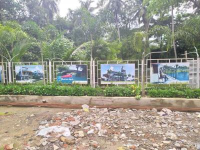 Gallery Cover Image of  Sq.ft Residential Plot for buy in Joka for 458000