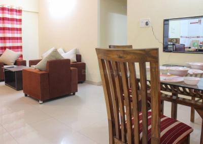 Dining Room Image of PG 4642292 Magarpatta City in Magarpatta City