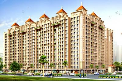 Gallery Cover Image of 630 Sq.ft 1 BHK Apartment for buy in Agarwal Group Paramount, Virar West for 3350999