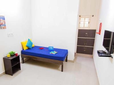 Bedroom Image of Zolo Winterfell in Electronic City