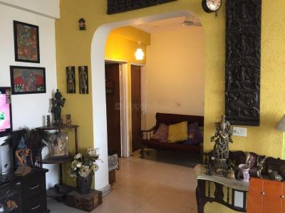 Gallery Cover Image of 1100 Sq.ft 2 BHK Apartment for rent in Shipra Suncity for 16000