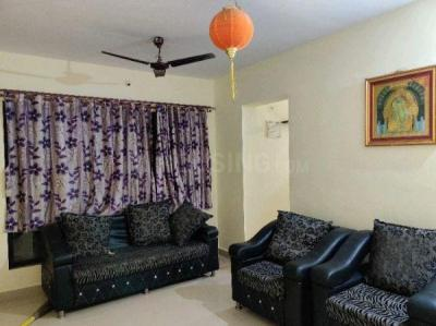 Gallery Cover Image of 850 Sq.ft 2 BHK Apartment for rent in Pushpanjali Residency Phase 2, Thane West for 19000