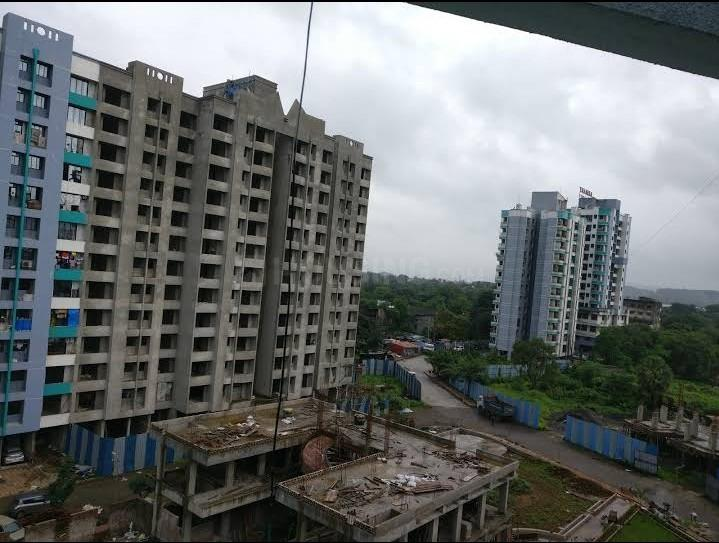 Building Image of 600 Sq.ft 1 BHK Apartment for rent in Bhiwandi for 7000