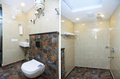 Bathroom Image of Traditional Inn PG in Ashok Vihar