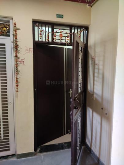 सेक्टर 134 में एबीसीडी के हॉल की तस्वीर