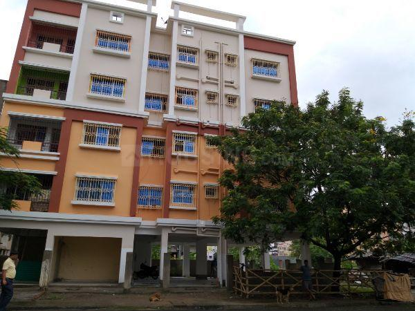 Building Image of 925 Sq.ft 2 BHK Apartment for rent in Keshtopur for 8500