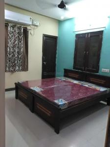 Gallery Cover Image of 1200 Sq.ft 2 BHK Apartment for rent in Aloha Enclave, Gachibowli for 25000