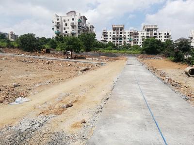 900 Sq.ft Residential Plot for Sale in Mohammed Wadi, Pune