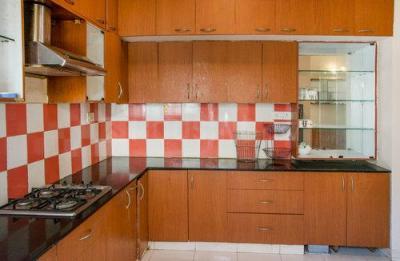 Kitchen Image of Vanshee Richfield Apartment in Kartik Nagar