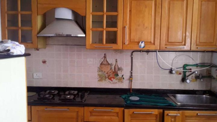 Kitchen Image of 1800 Sq.ft 3 BHK Apartment for rent in Sector 5 Dwarka for 40000