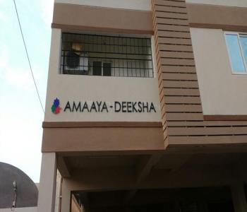 Gallery Cover Image of 1001 Sq.ft 2 BHK Apartment for buy in Amaaya Deeksha, Medavakkam for 4400000
