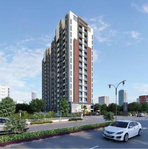 Gallery Cover Image of 1260 Sq.ft 2 BHK Apartment for buy in Shakti 140, Thaltej for 7000000