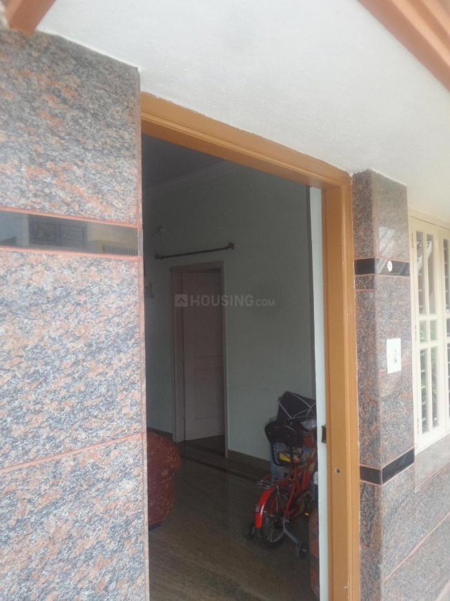 Main Entrance Image of 900 Sq.ft 2 BHK Apartment for rent in Amrutahalli for 11500