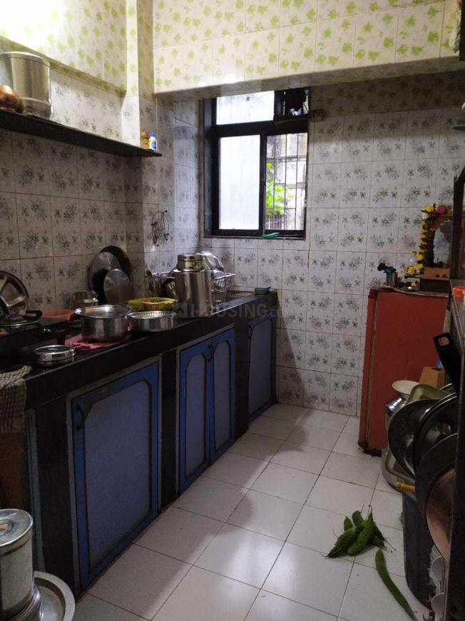 Kitchen Image of 590 Sq.ft 1 BHK Independent Floor for buy in Greater Khanda for 4200000
