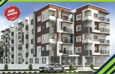 Gallery Cover Image of 1060 Sq.ft 2 BHK Apartment for buy in Banashankari for 4240000