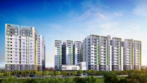 Gallery Cover Image of 1554 Sq.ft 3 BHK Apartment for buy in RWD Grand Corridor, Vanagaram  for 8545446